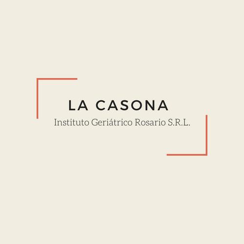 LA CASONA 2 INSITUTO GERIATRICO ROSARIO SRL