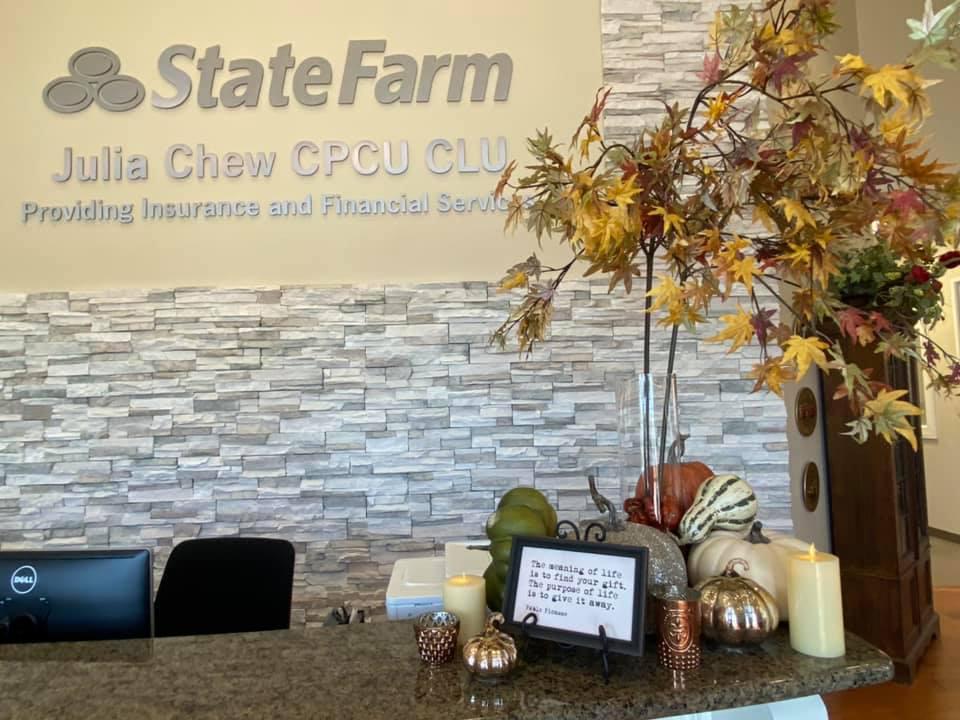 Julia Chew State Farm Insurance Agent Insurance Company Norman Oklahoma
