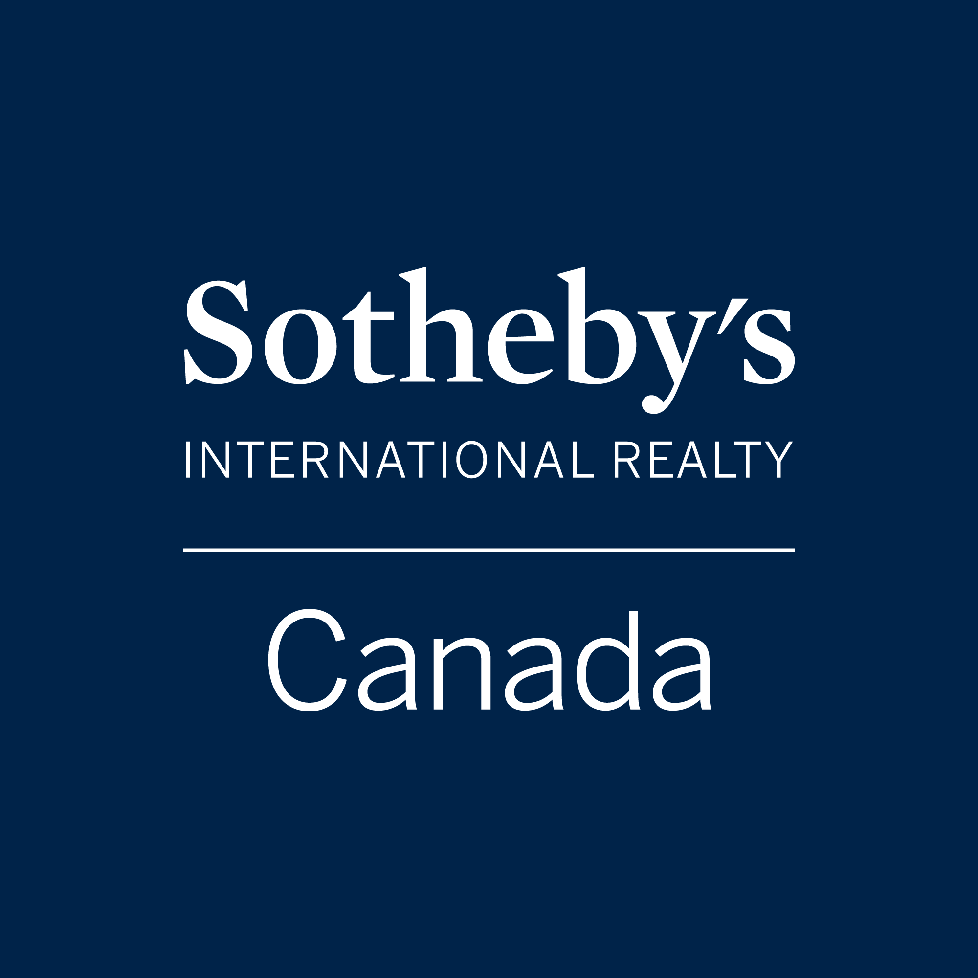 Sotheby's International Realty Canada Logo