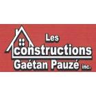 Les Constructions Gaétan Pauzé Inc