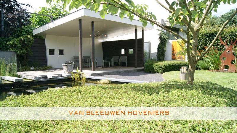 Beste Sleeuwen Hoveniers BV Hoveniersbedrijf van - Landscape Gardeners GN-48