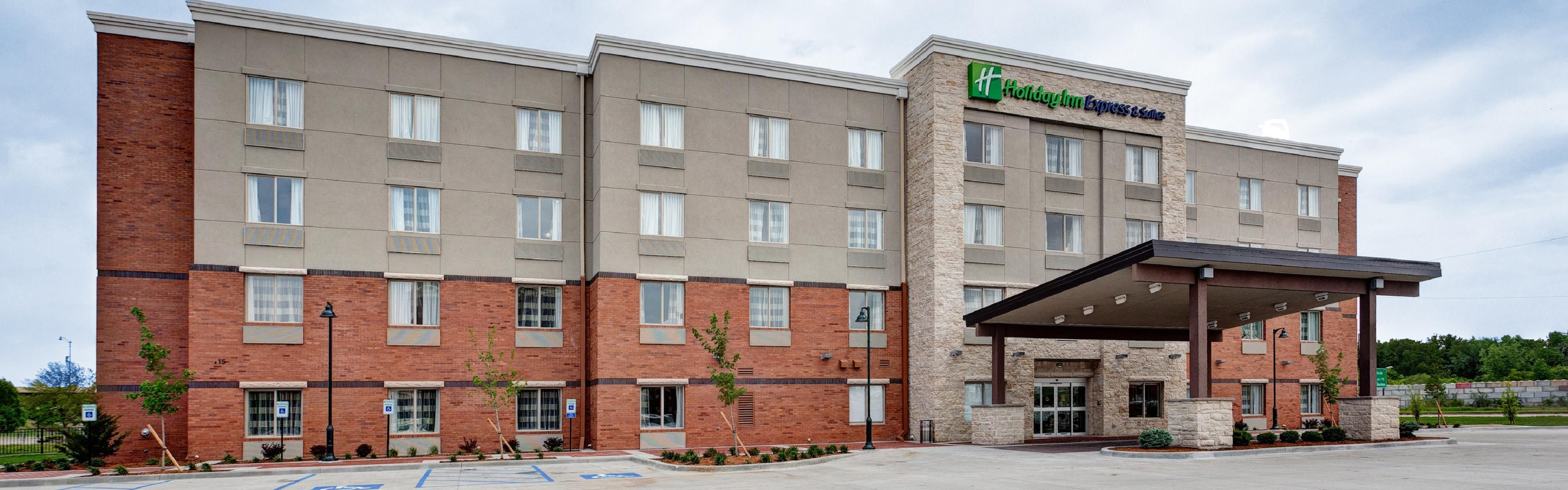 Holiday Inn Express Manhattan Manhattan Kansas Ks