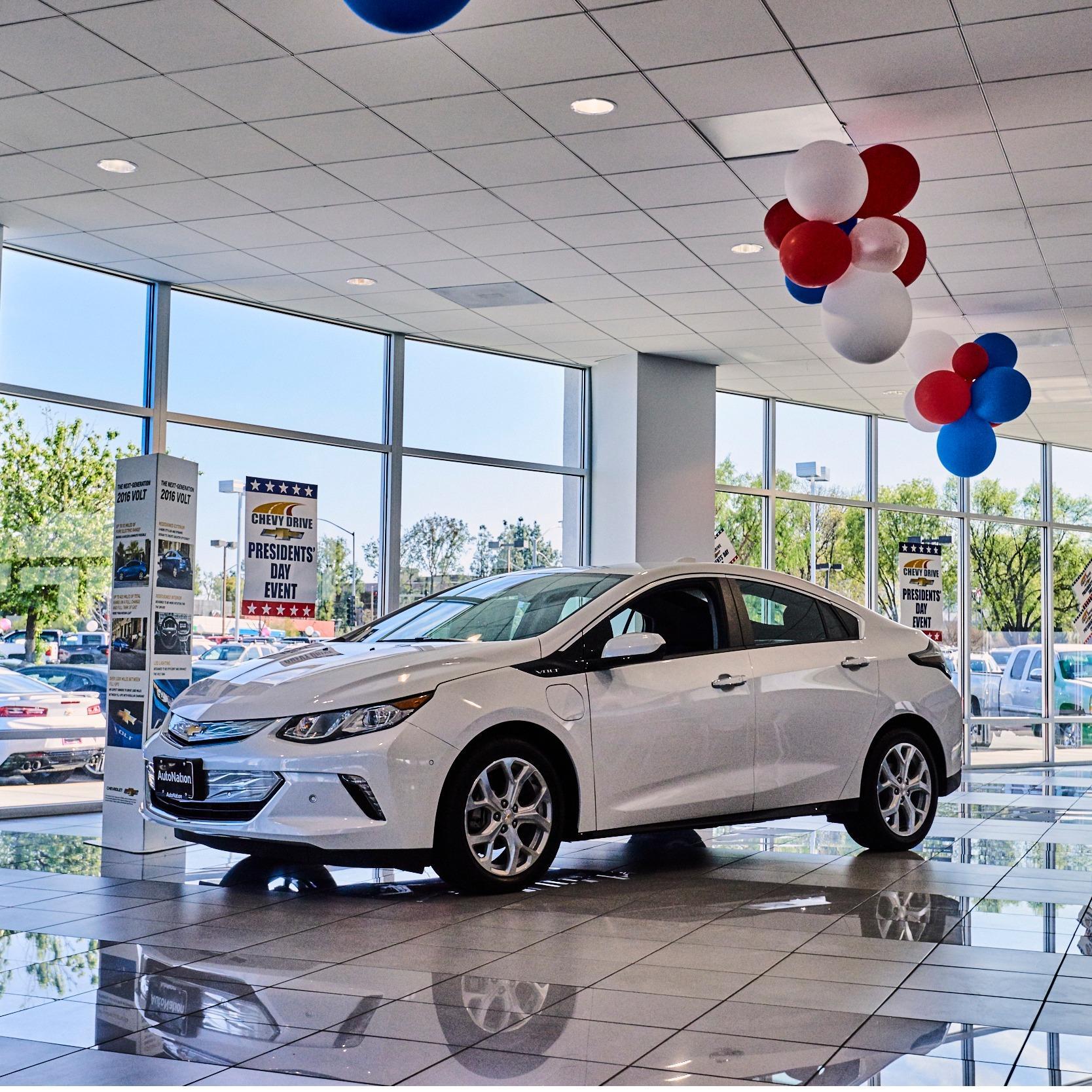 AutoNation Chevrolet Valencia