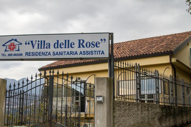 Casa Albergo Villa Delle Rose Cava