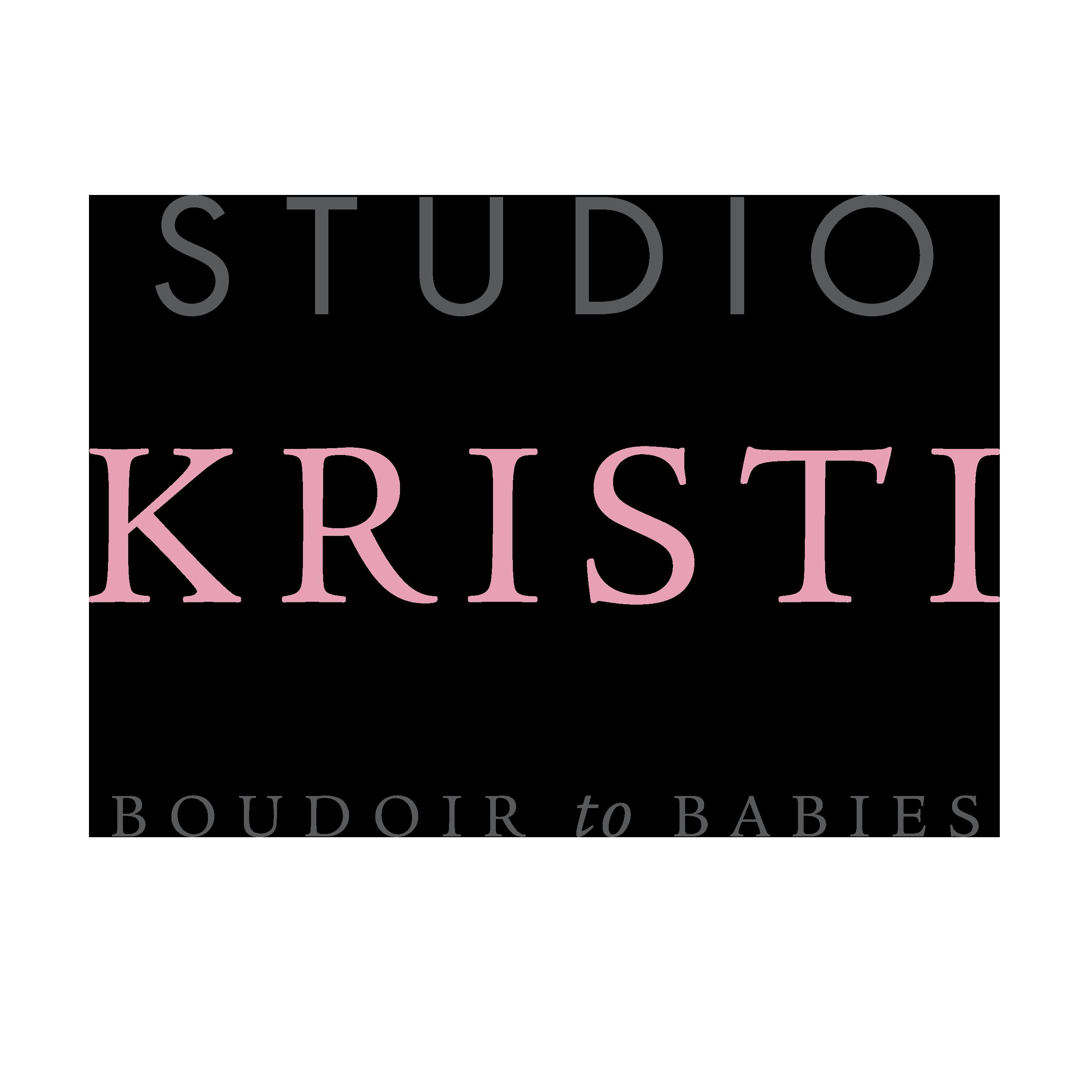 Studio Kristi - Boudoir to Babies