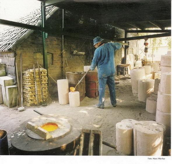 Bronsgieterij Myron BV