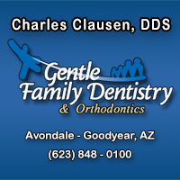 Charles Clausen, DDS - Gentle Family Dentistry & Orthodontics