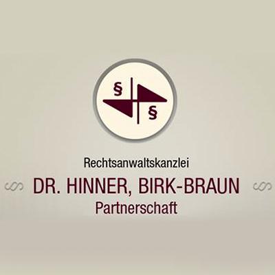 Bild zu Rechtsanwälte und Rechtsbeistand Dr. Hinner, Birk-Braun - Partnerschaft in Bietigheim Bissingen