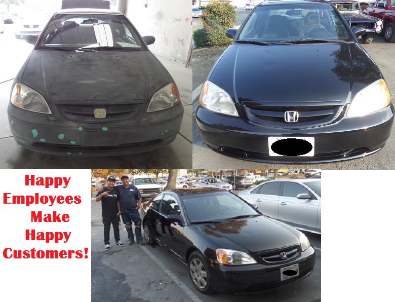 Maaco Collision Repair Auto Painting Fresno Ca