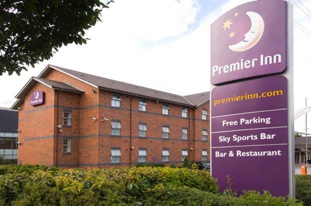 Premier Inn Sheffield Arena