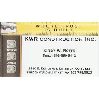 KWR Construction