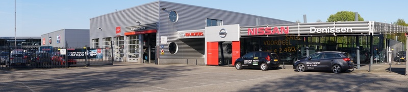 Nissan en Kia Dealer Garage Denissen