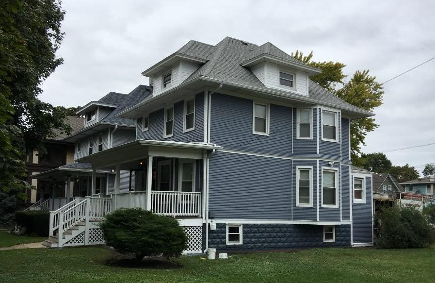 Exterior Painting Service Chicago Il