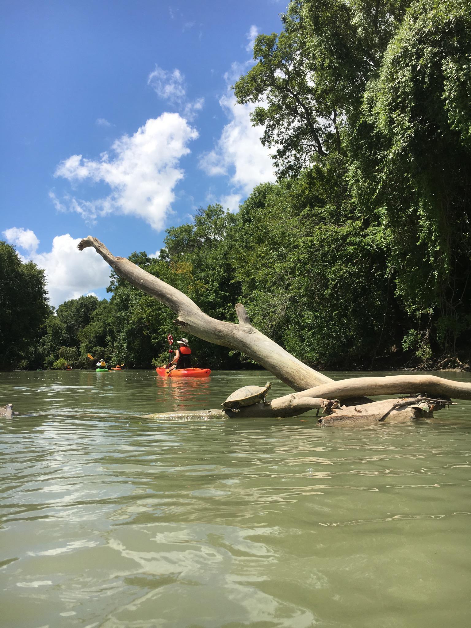 Colorado River Overnight Kayak Trip