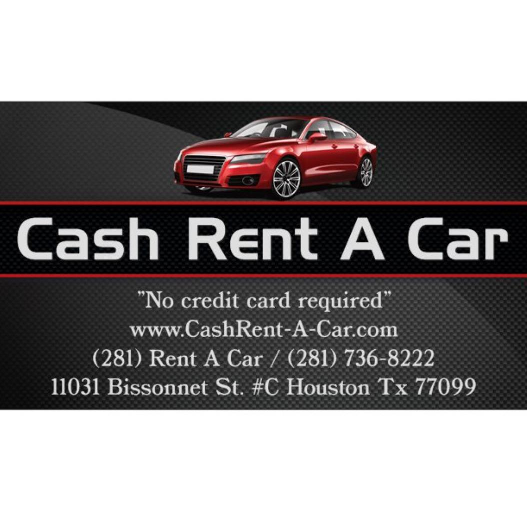 Cash Rent A Car
