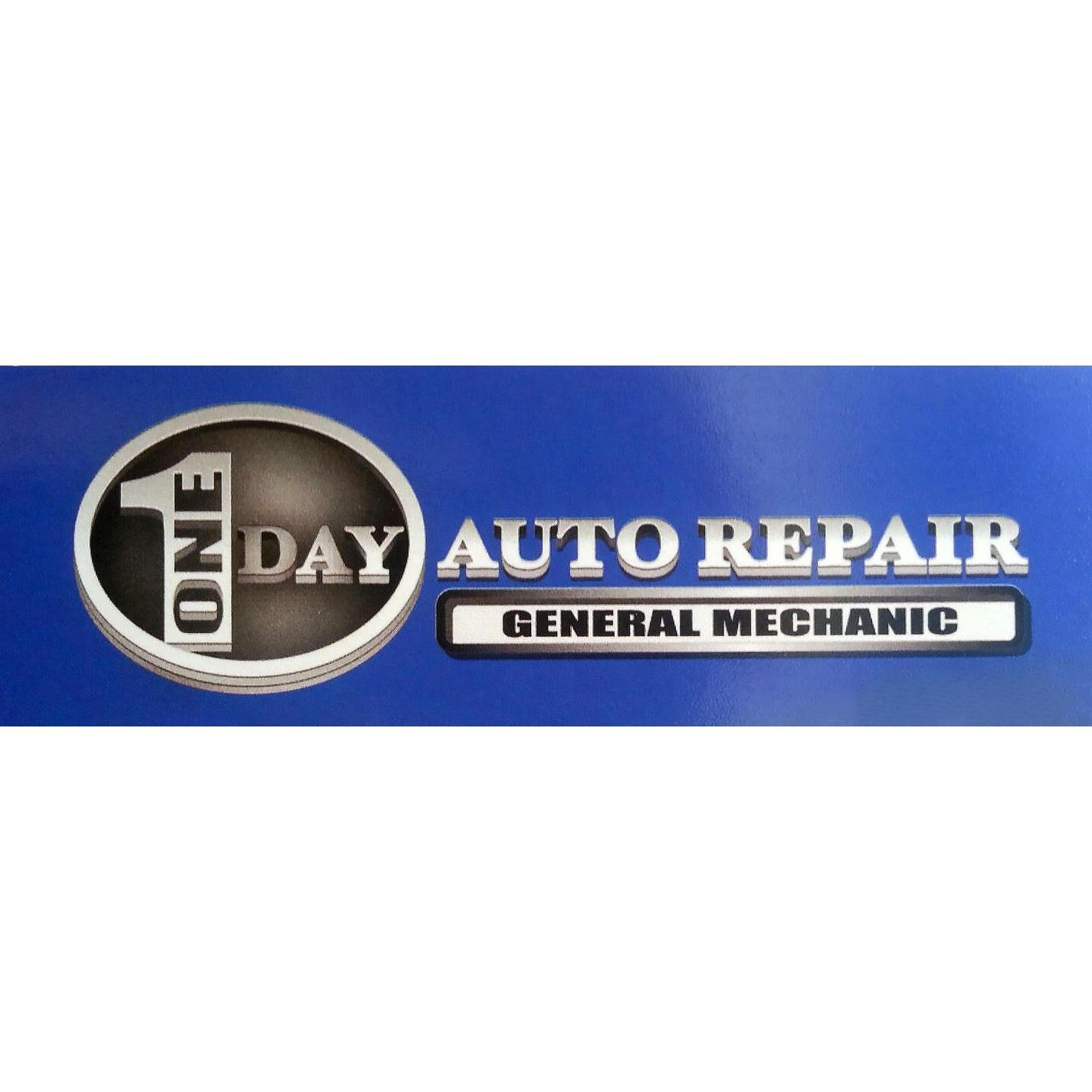 One Day Auto Repair