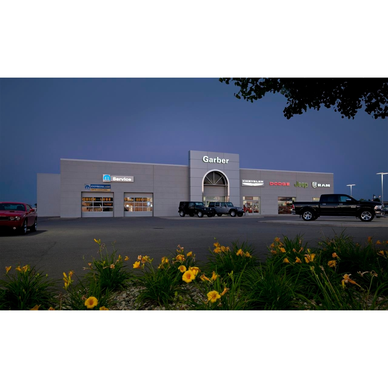 Garber Chrysler Dodge Jeep Ram, Saginaw Michigan (MI