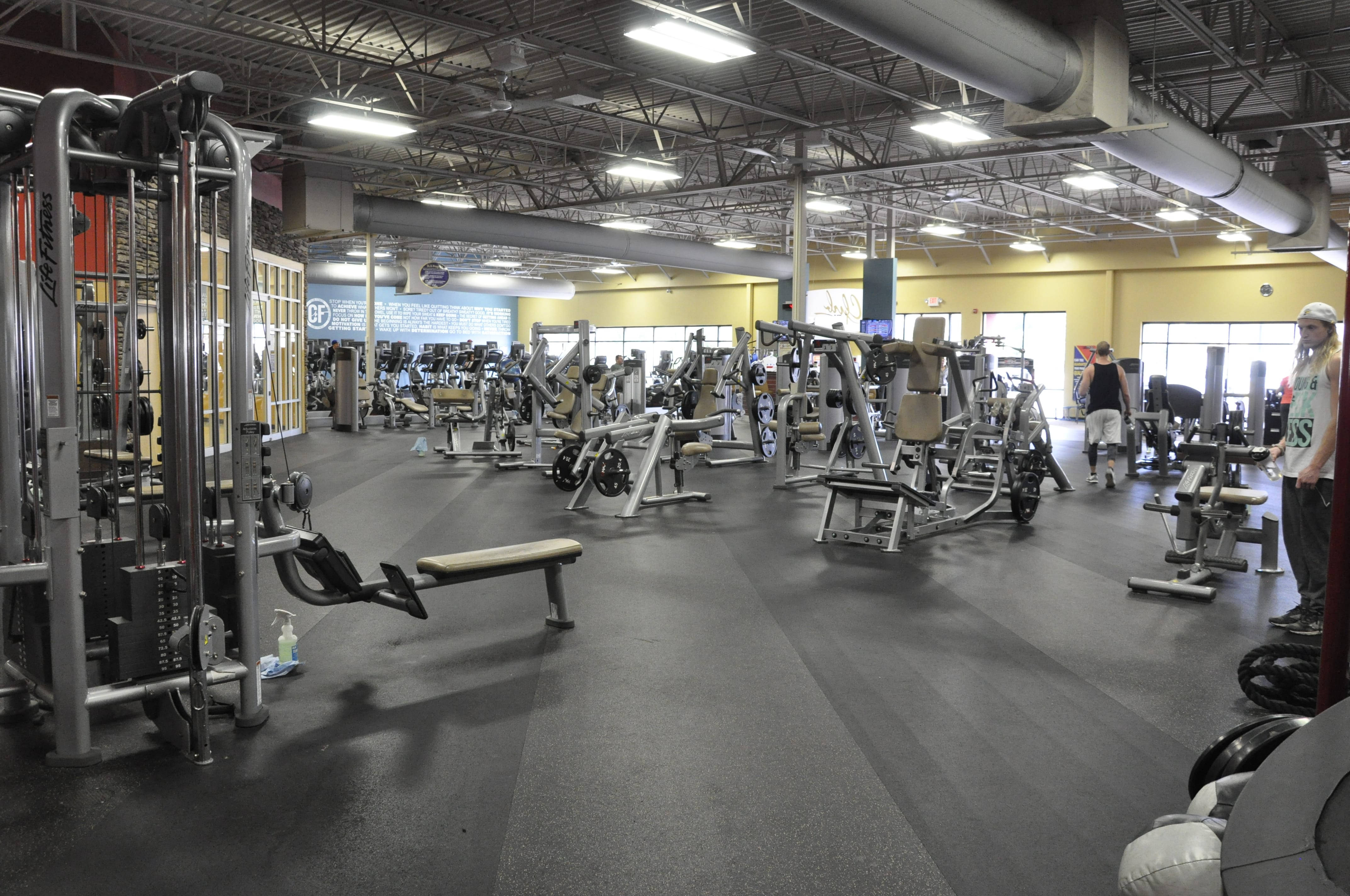 residential golds gym - HD4288×2848
