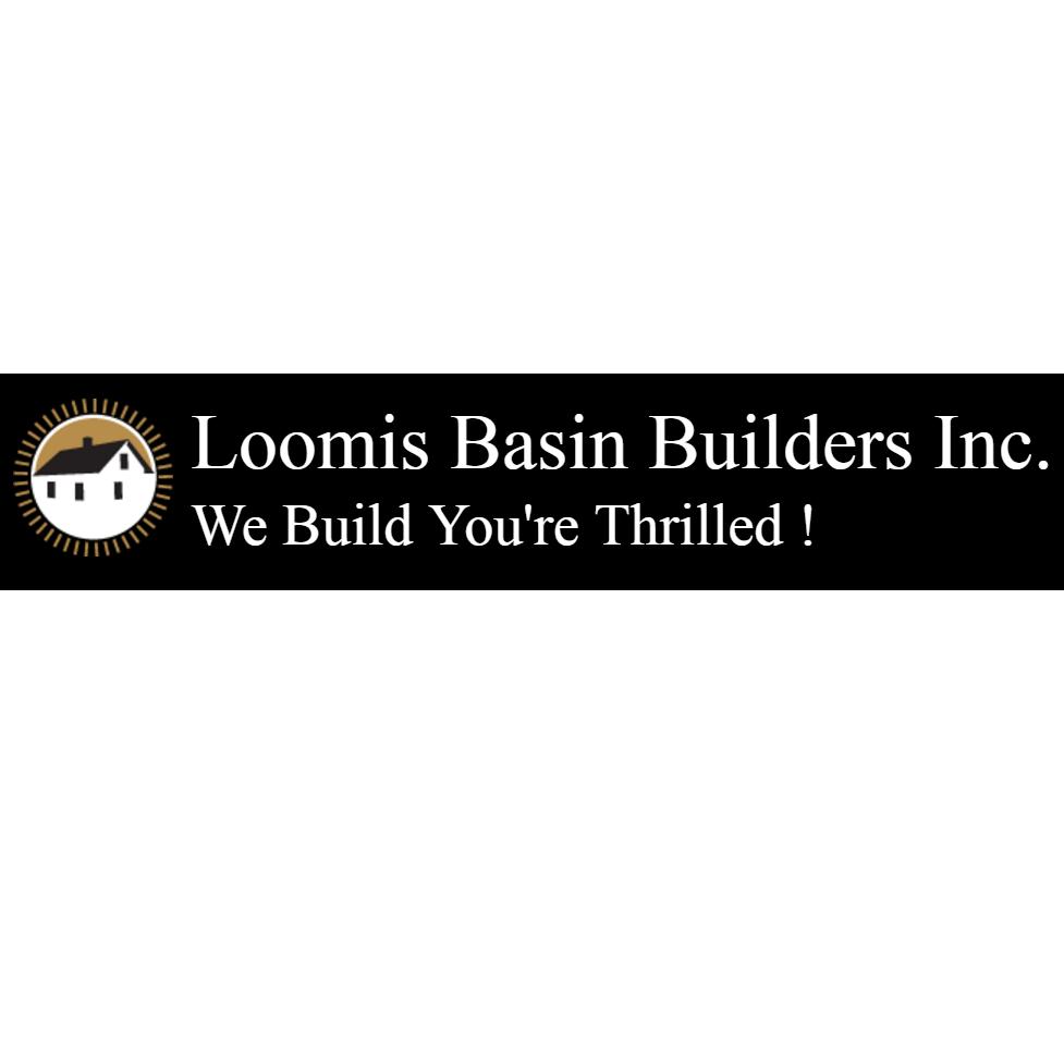 Loomis Basin Builders Inc.