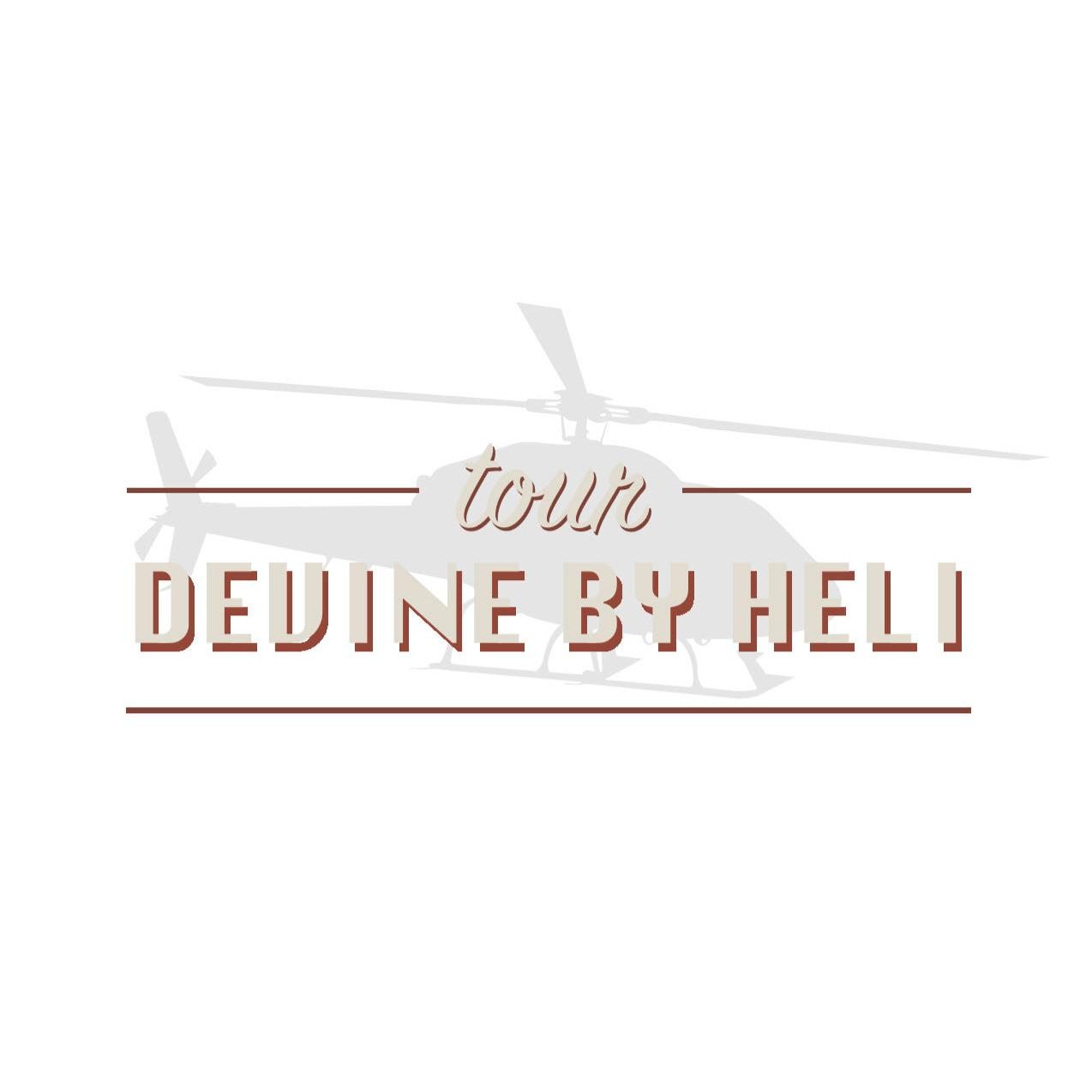 Tour DeVine By Helicopter