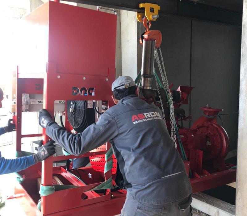ASROM Rohrleitungsbau GmbH