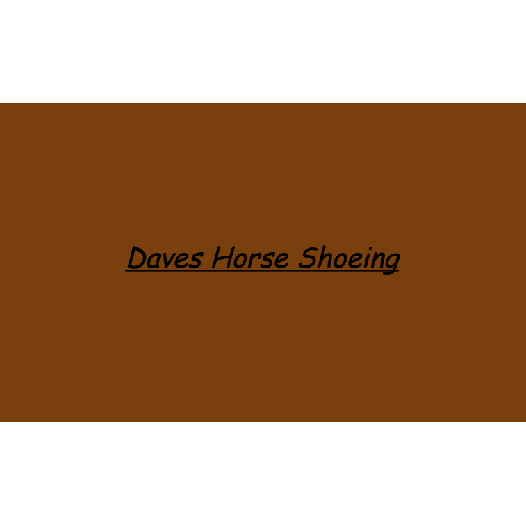 Daves Horse Shoeing