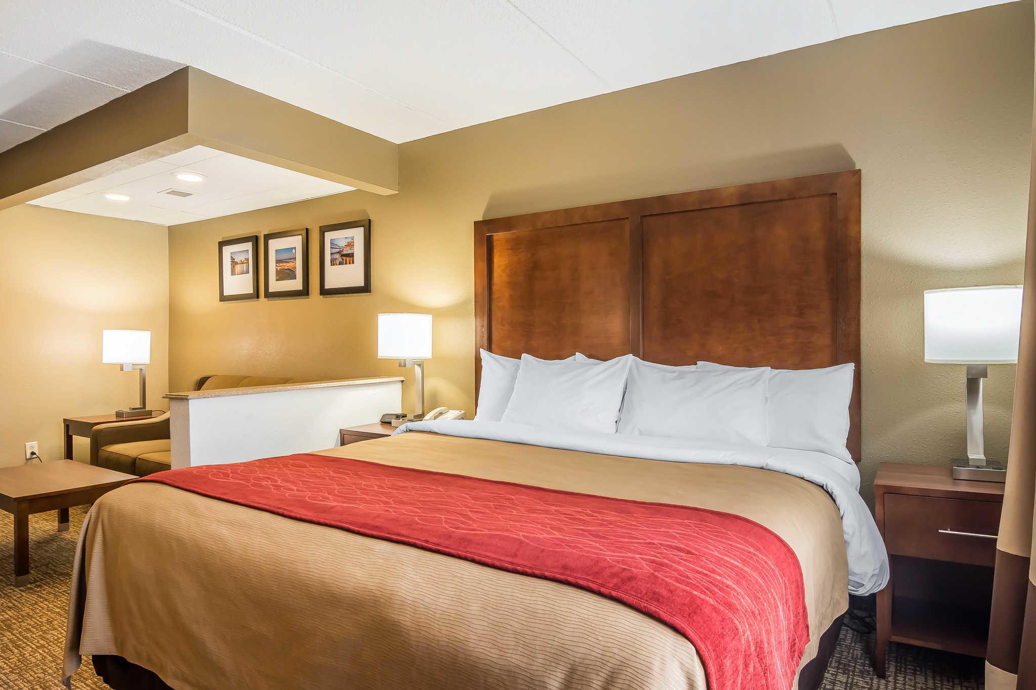 Hotels Along I  Near Chattanooga Tn