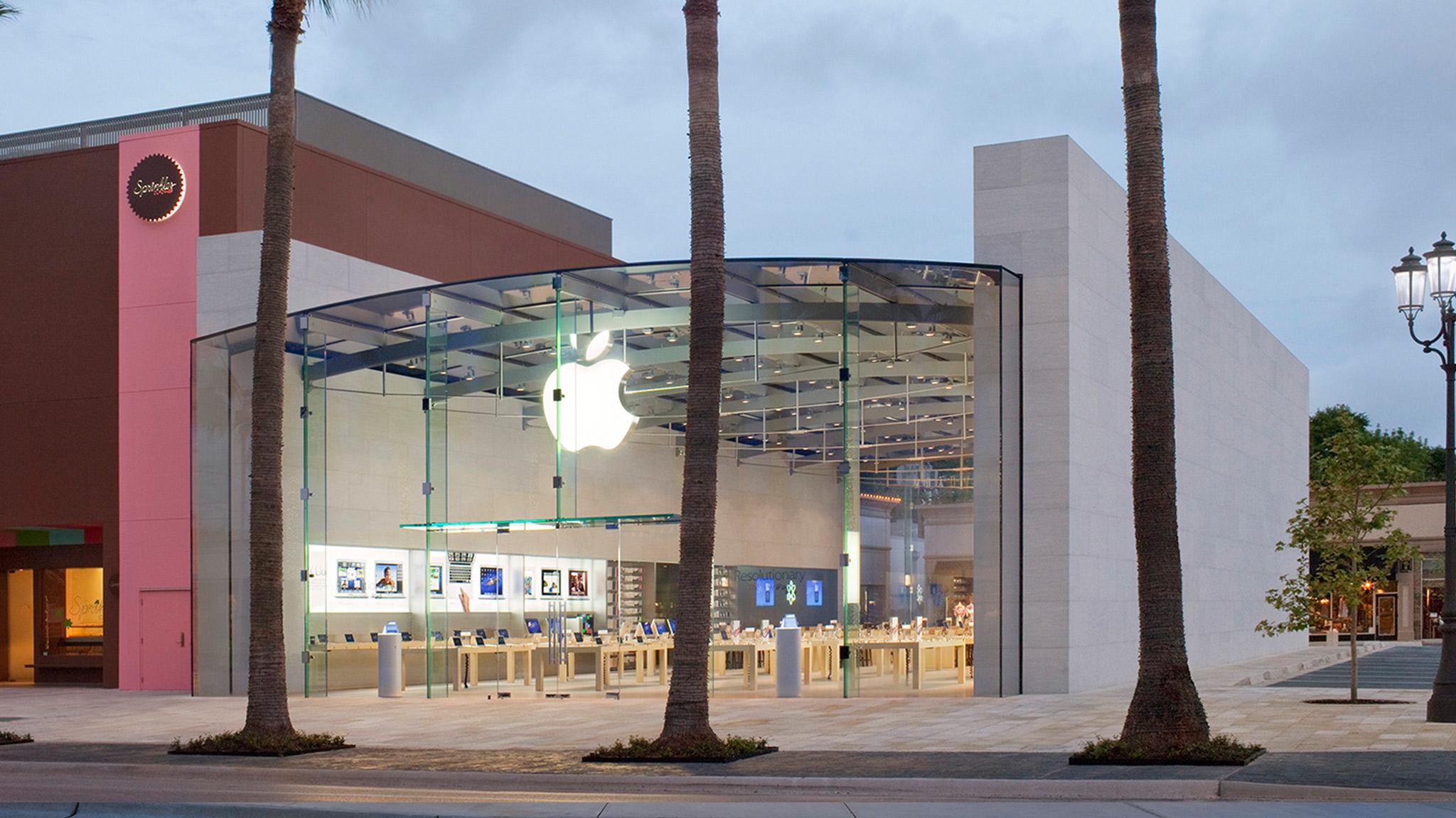 Electronics Store in TX Houston 77027 Apple Highland Village 4012 Westheimer Road  (832)325-3500