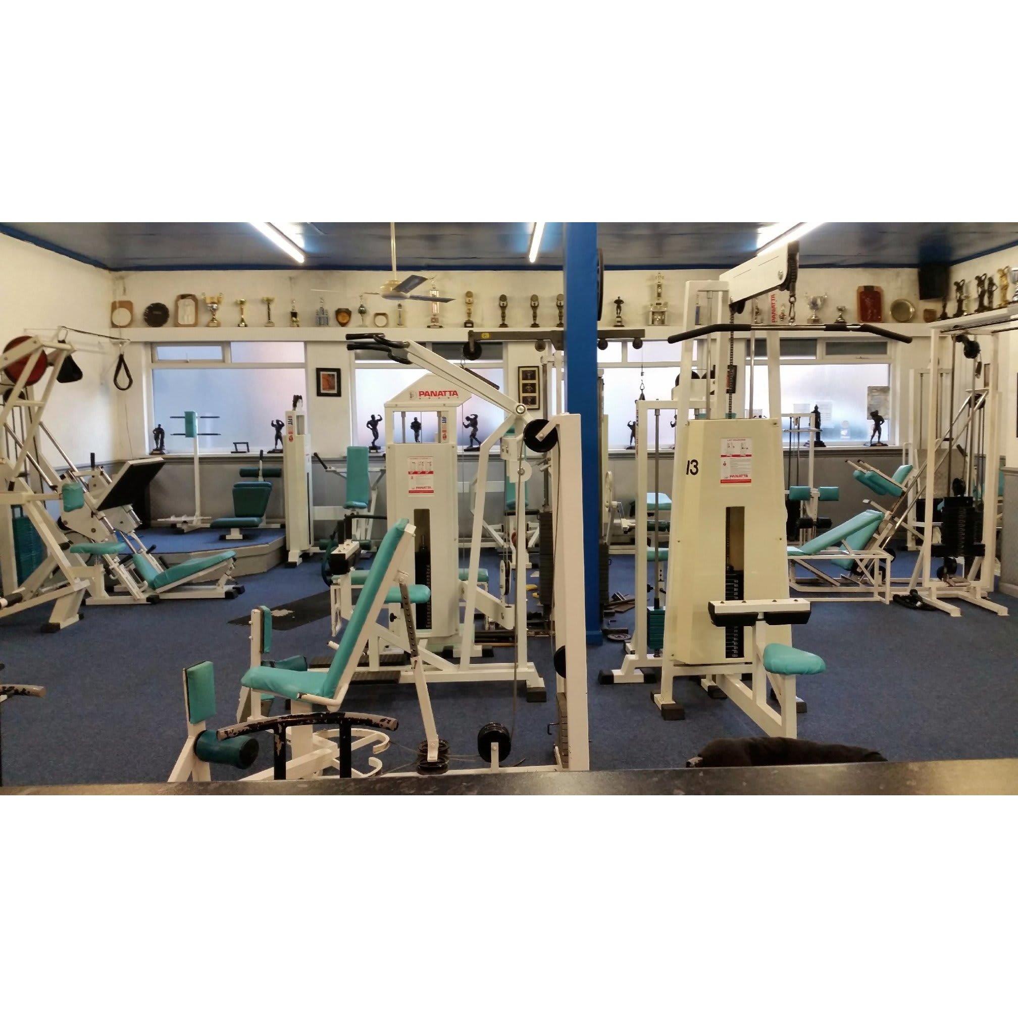 Bruce's Gym