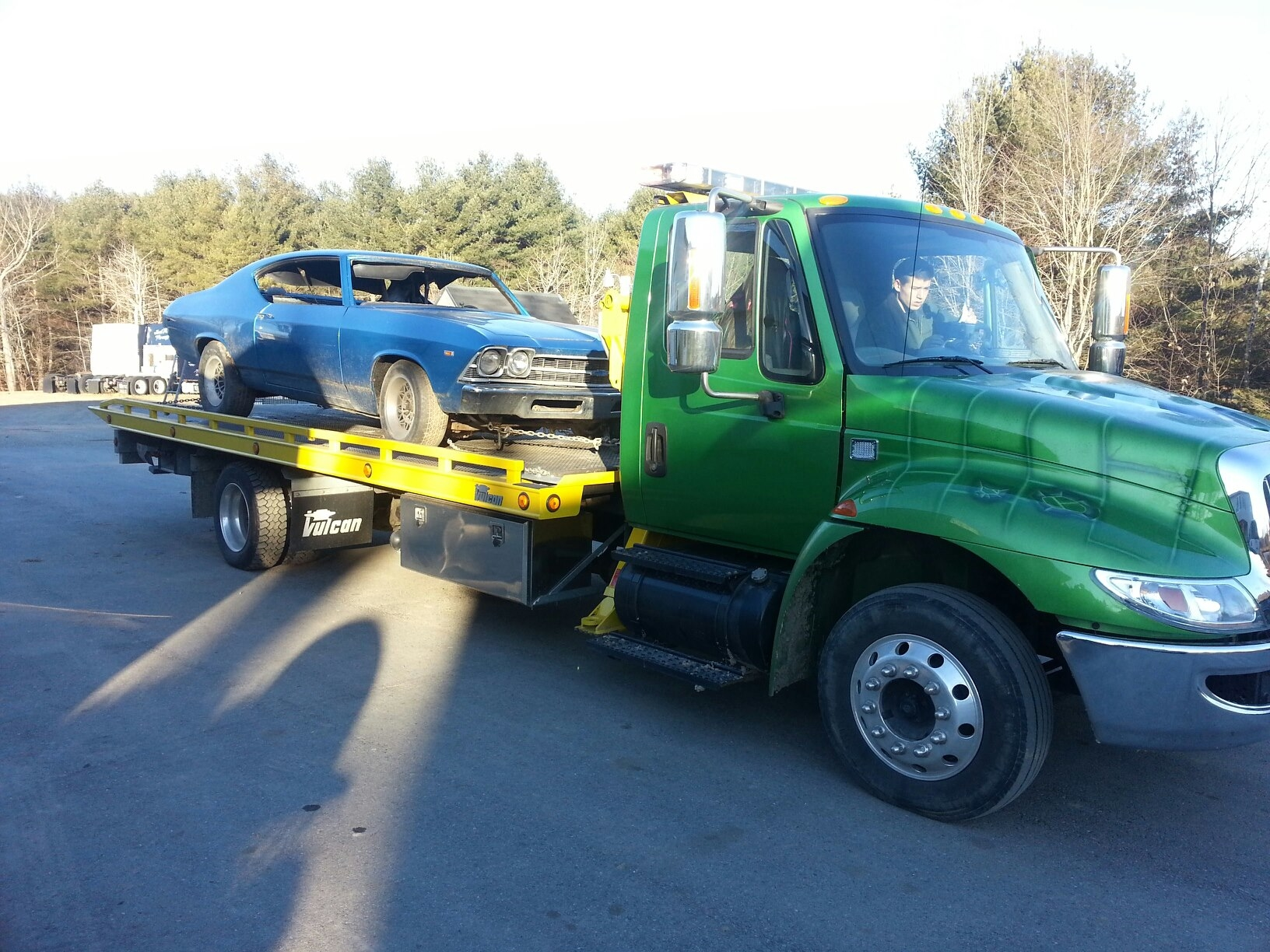 Statewide Towing Inc., Augusta Maine (ME) - LocalDatabase.com