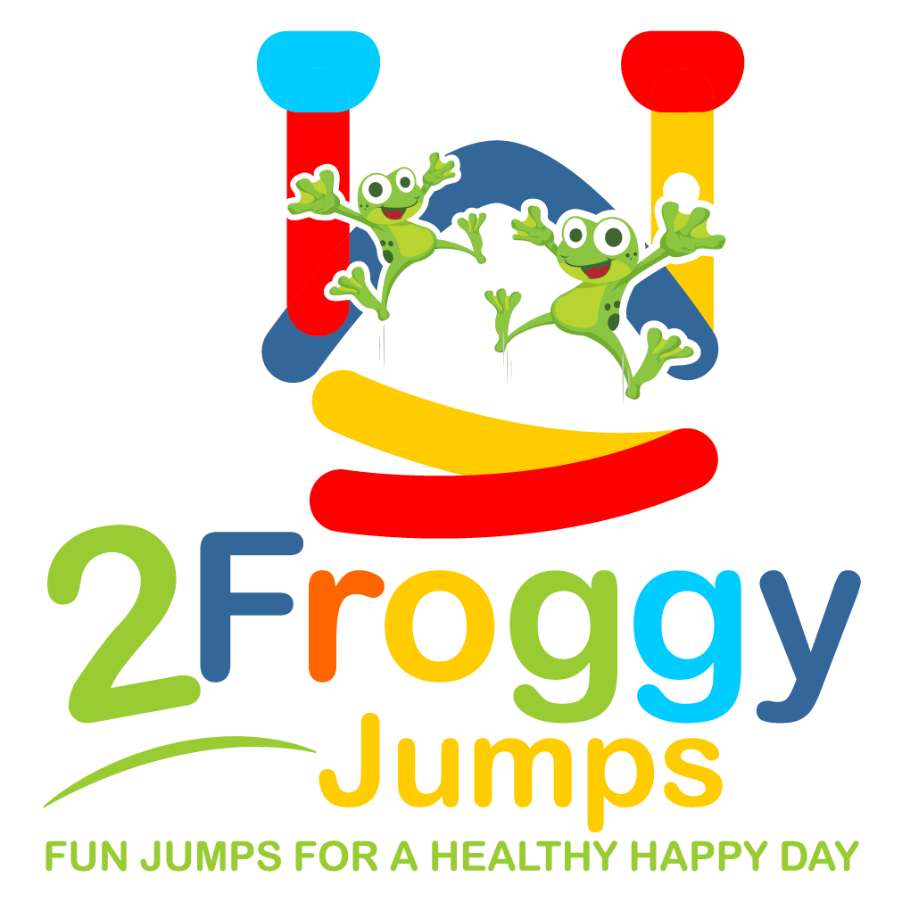 2 Froggy Jumps Bounce house and party rentals