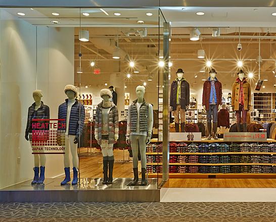 UNIQLO Westfield Trumbull Mall - ad image
