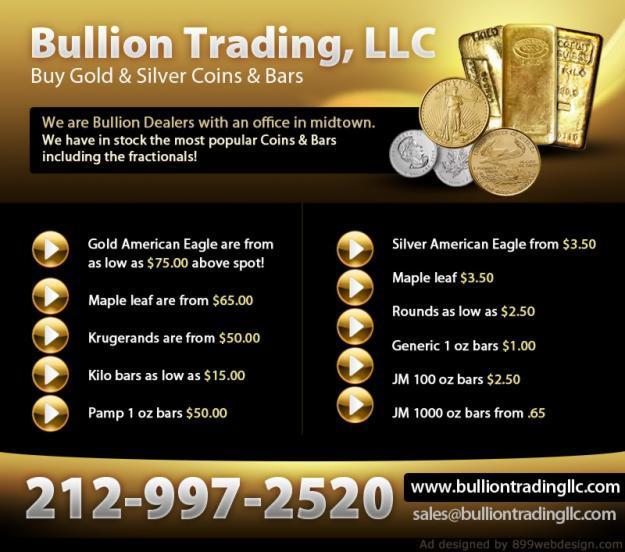 Bullion Trading LLC