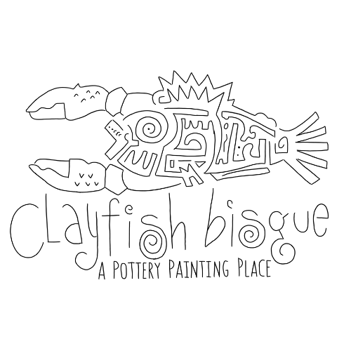 Clayfish Bisque : A Pottery Painting Place