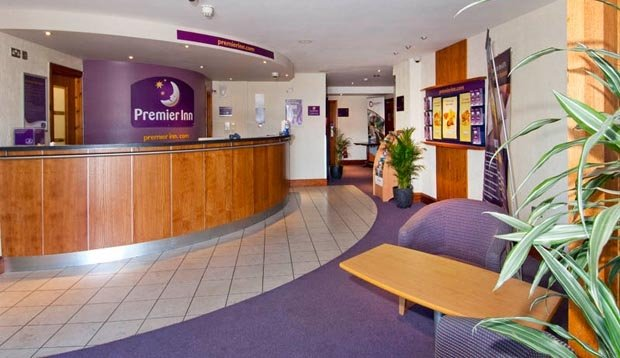 Premier Inn Plymouth Sutton Harbour