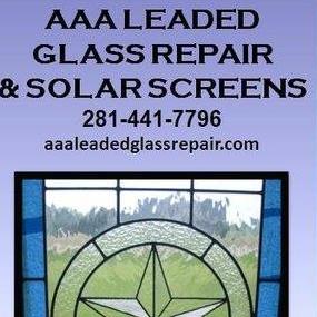 AAA Leaded Glass Repair 77396 - Humble, TX - Windows & Door Contractors