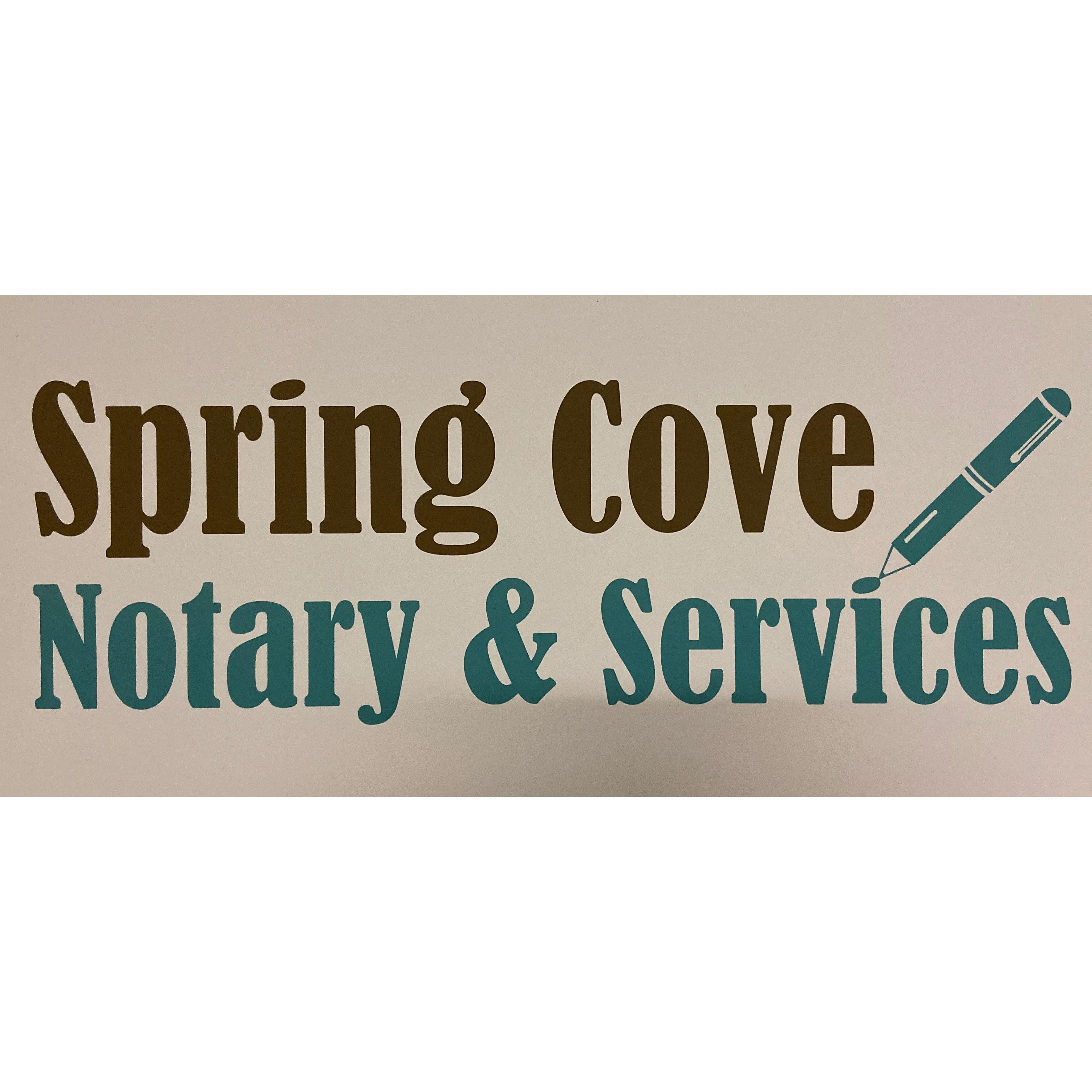 Spring Cove Notary & Services