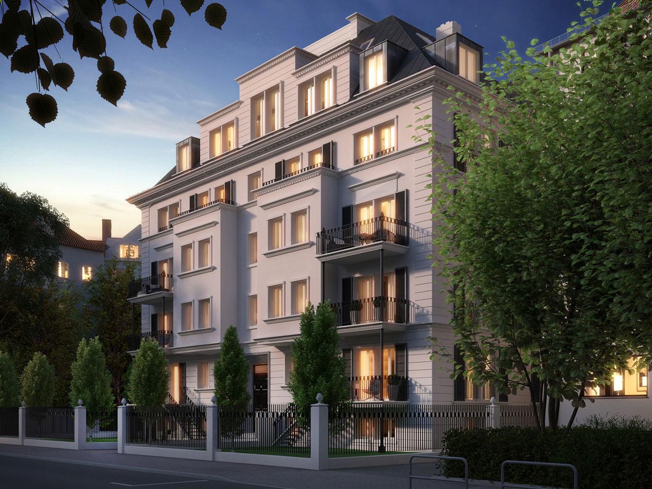 immobilien hochbau in frankfurt am main infobel deutschland. Black Bedroom Furniture Sets. Home Design Ideas