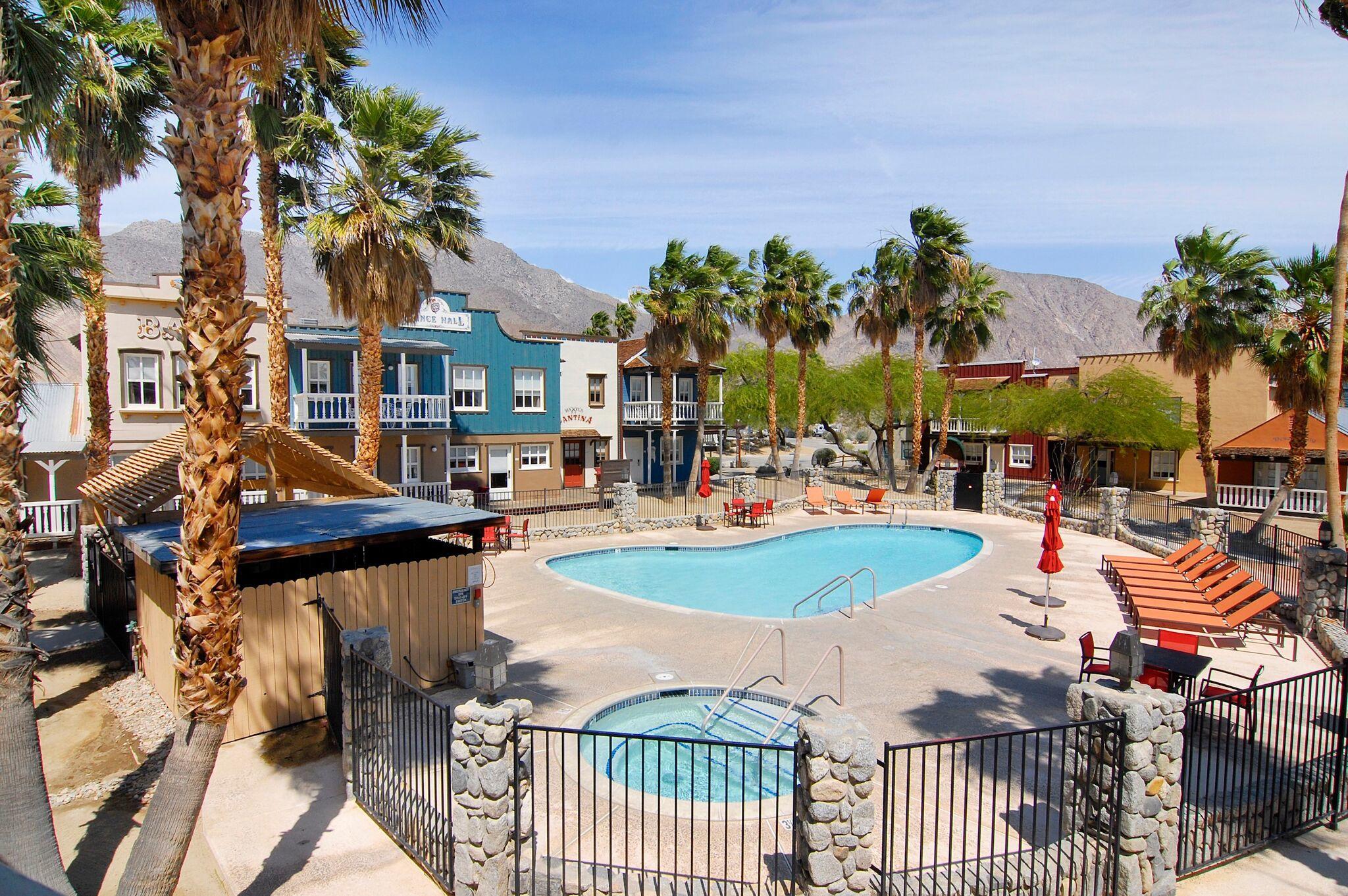 Palm Canyon Hotel Amp Rv Resort Borrego Springs California