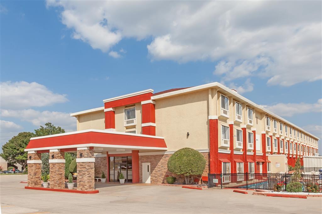 Hotels Oklahoma City Meridian Ave