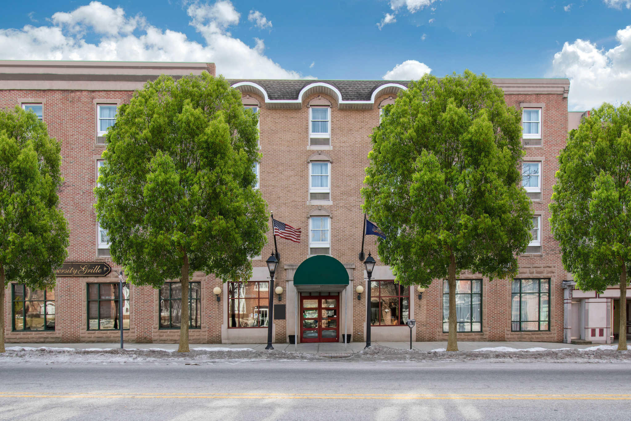 Hotels Near Shippensburg University Pa