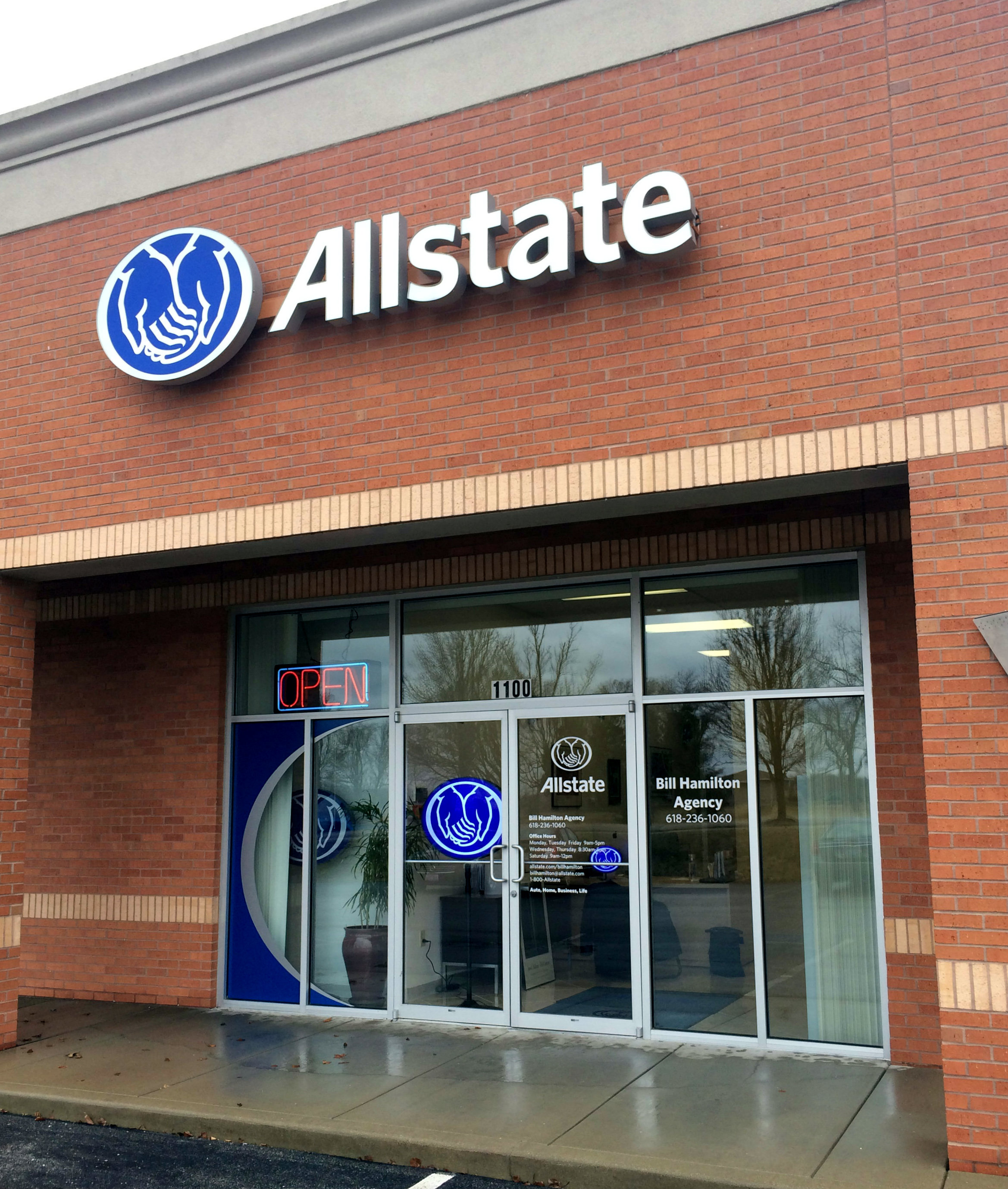Allstate Get A Quote Phone Number: Bill G Hamilton: Allstate Insurance Coupons Shiloh IL Near