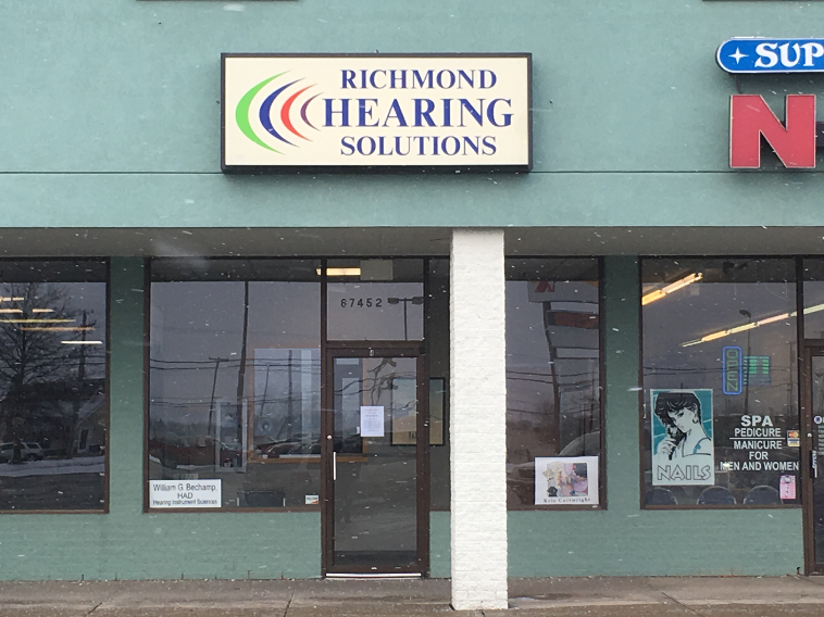 image of RICHMOND HEARING SOLUTIONS