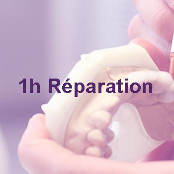 1h Réparation