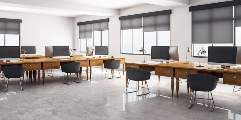 We take commercial cleaning seriously for the appearance of your building and the health of its occupants.