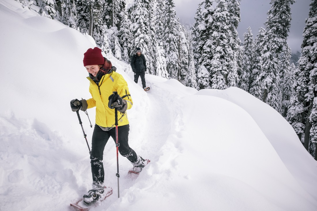 Snowshoeing Basics
