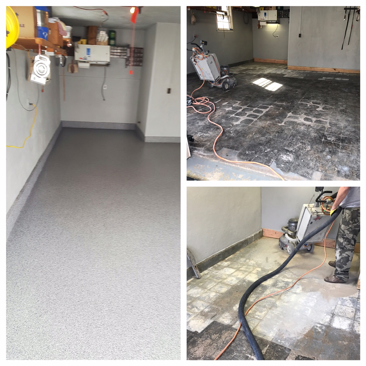 New Garage Flooring: Garage Floor Coating Of New Jersey, Westville New Jersey
