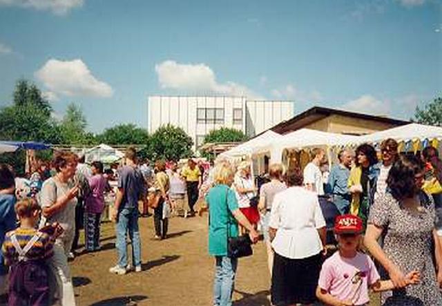 Křemežský veletrh - Městys Křemže