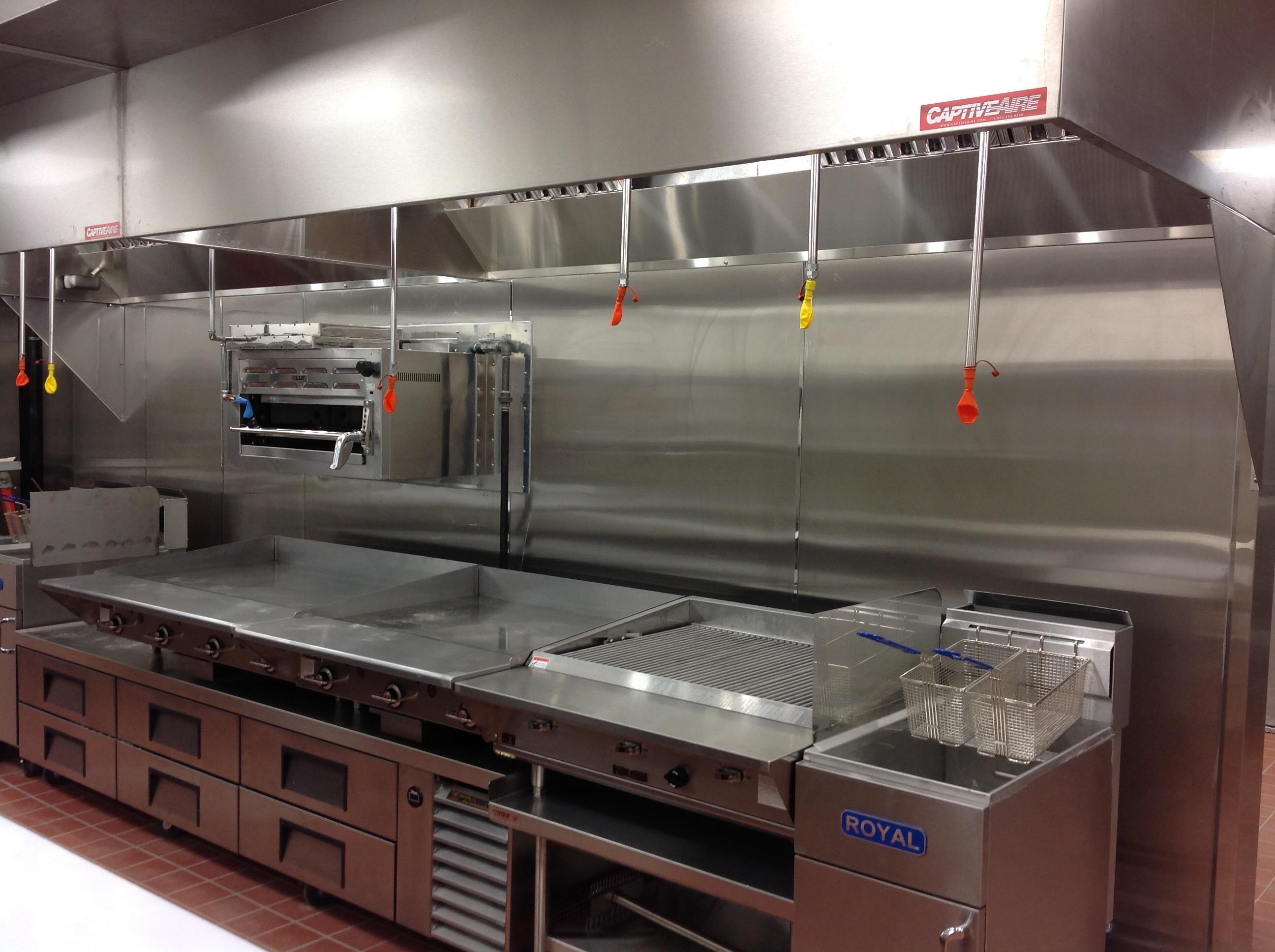 Commercial Kitchen Ventilation And Safety Llc In Godwin