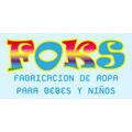 FOKS - FABRICACION DE ROPA PARA BEBES Y NIÑOS